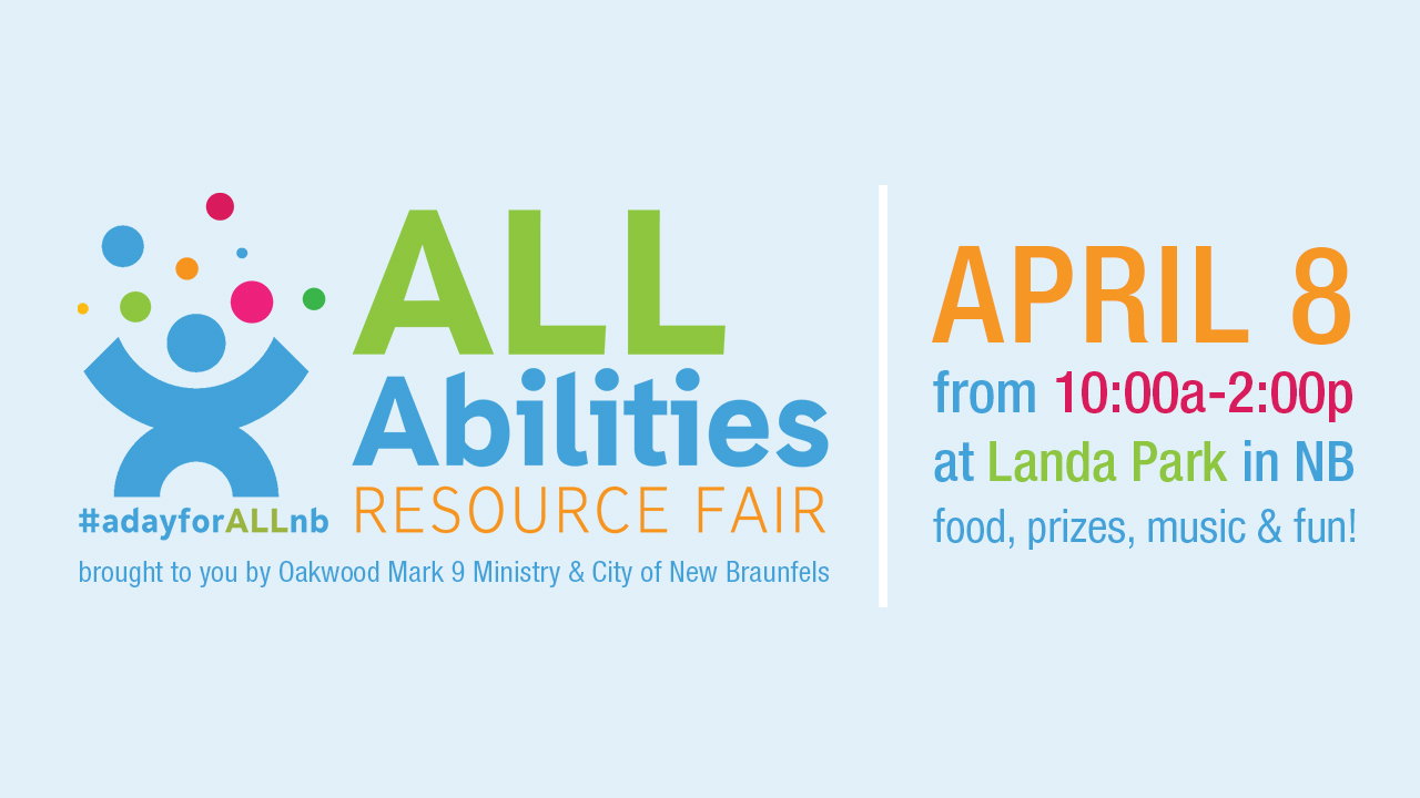 All Abilities Resource Fair