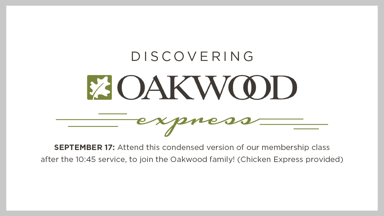 Oakwood Express