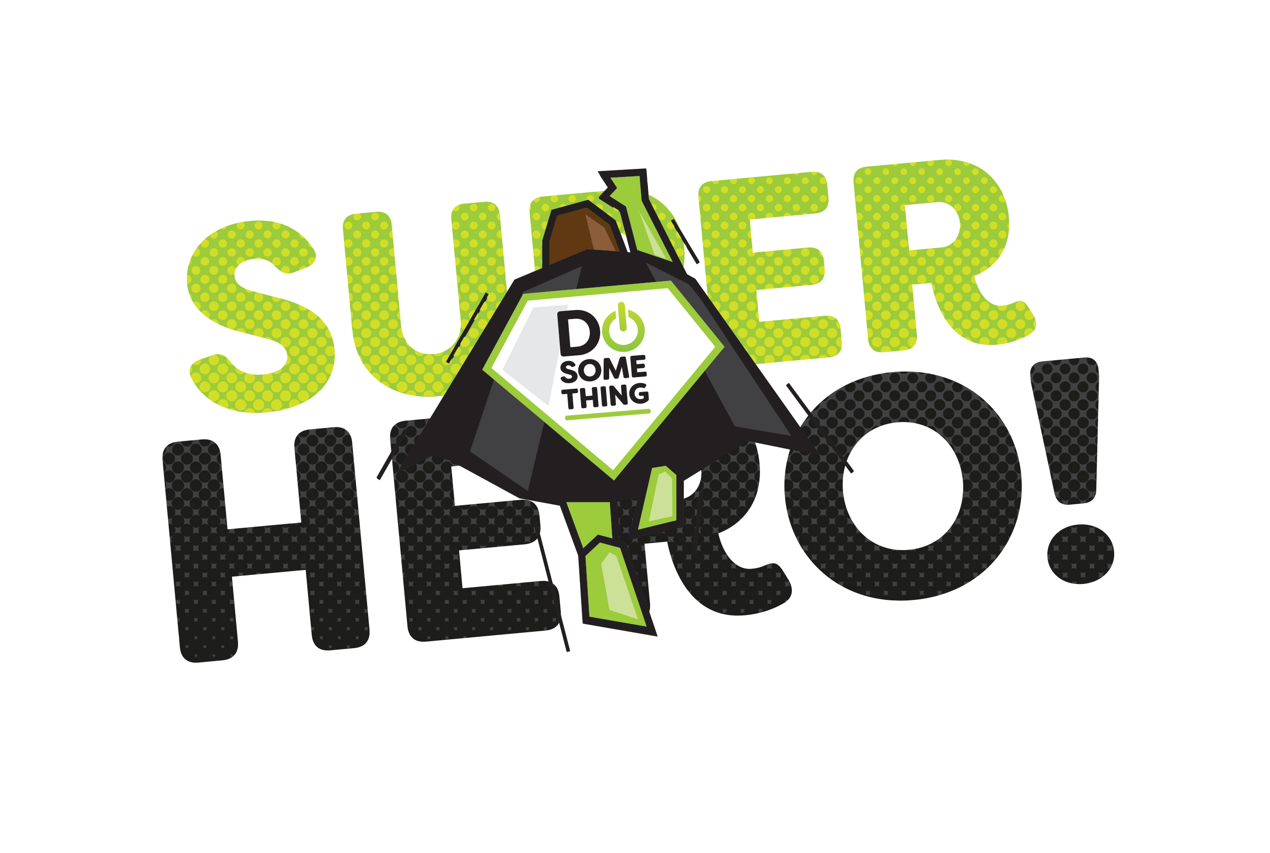 Do Something Super Hero Party